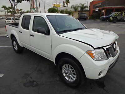 2016 Nissan Frontier SV  2016 Nissan Frontier SV Damaged Wrecked Repairable! Priced To Sell! Wont Last!!