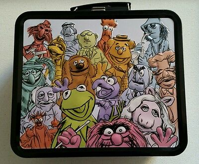 The Muppets 3D Metal Lunchbox