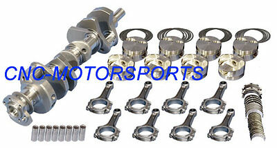 Bb Chevy 454 Gen V Rotating Assembly Mahle 10.2:1 Pistons Eagle Crank 18005L