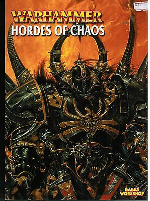 Warhammer Armies : Hordes of Chaos 2002 Fantasy