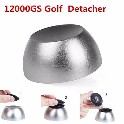 Golf Detacher EAS Tag Remover Eas Security Hard Tag Removers 12,000GS Magnetic