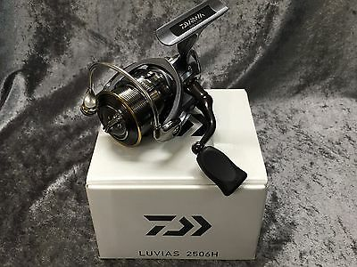 NEW DAIWA LUVIAS 2506H MAGSEALED EMS FREE/SHIPPING from JAPAN