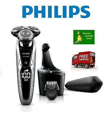 Brand NEW Philips 9000 Series S9711/31 Wet and Dry Electric Shaver