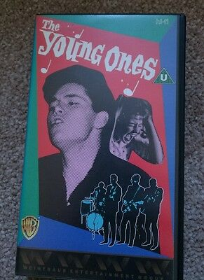 Cliff Richard - The Young Ones - VHS Video