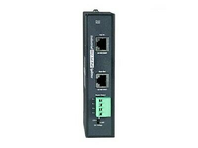 NTI ENVIROMUX-POE-IND Industrial Power Over Ethernet Adapter