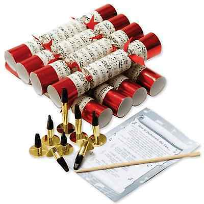 Musical Concerto Handmade Christmas Crackers Robin Reed Set of 8 x 10""