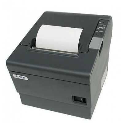 Epson TM T88IV Receipt Printer - Monochrome