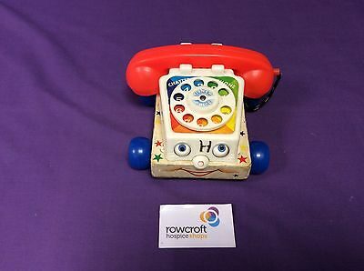 Fisher Price 1961 Pull Along Toy 747