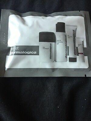 Dermalogica Mini Gift Set New And Sealed