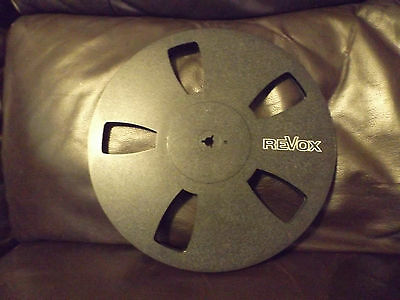 Revox Plastic 10.5 Reel only for reel to reel player
