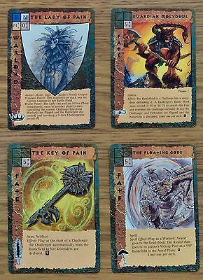 100% Complete M/nm Blood Wars Ccg/tcg Collection