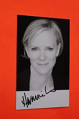 Hermione Norris (Cold Feet) Signed Photo