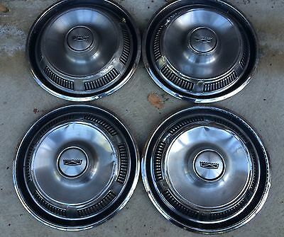 FORD FAIRLANE -ZC.  Hub caps..SET OF 4.....14""