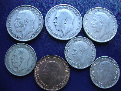 George V coin group (7)