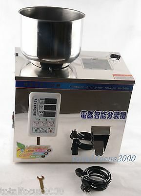 1-50g Powder & Particle Weighing and Filling Machine Subpackage Device brand new