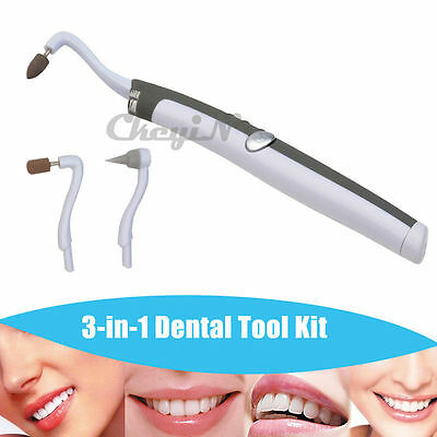 Sonic Autoclave Dentist Tools Tooth Clean Whitener Blanquear Teeth Whitening Ki