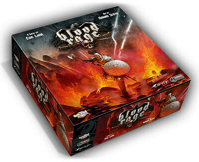 Blood Rage Board Game - NEW