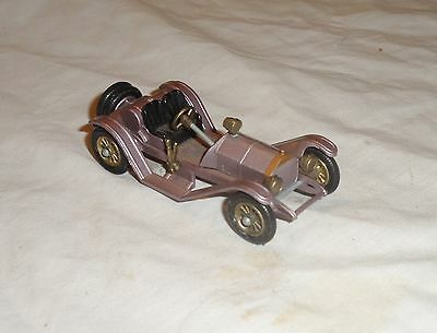 Matchbox Models of Yesteryear MERCER RACEABOUT in good condition.