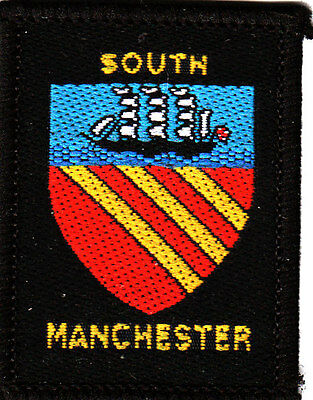 Boy Scout Badge Ext SOUTH MANCHESTER DISTRICT