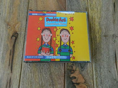 Double Act by Jacqueline Wilson (CD-Audio)