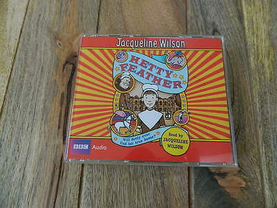 Hetty Feather by Jacqueline Wilson (CD-Audio)