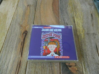 My Sister Jodie by Jacqueline Wilson (CD-Audio)