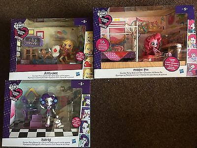 My Little Pony Equestria Girls Sets Brand New