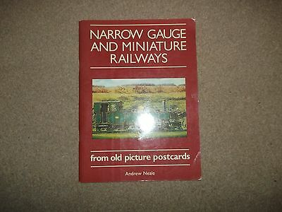 Narrow Gauge and Miniture Railways by Neale