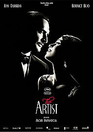 The Artist (Blu-ray, 2012) BRAND NEW SEALED
