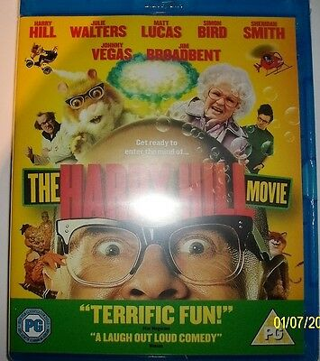 The Harry Hill Move Blu Ray New Sealed