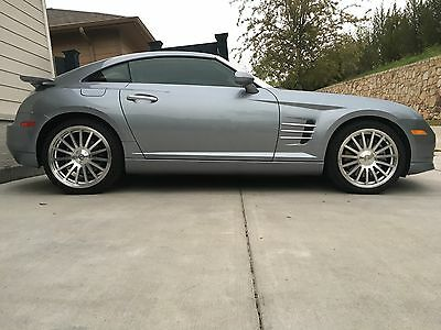 2005 Chrysler Crossfire SRT6 2005 Chrysler Crossfire SRT6, SSB SRT-6 Supercharged Coupe