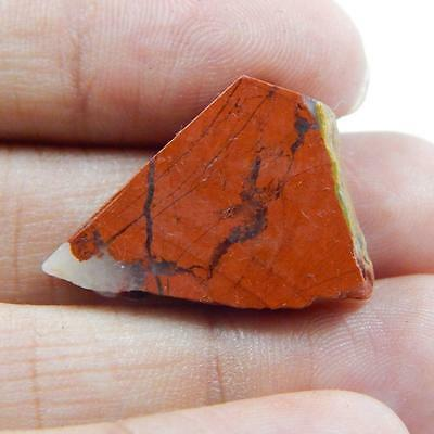 23.5 Cts 100% Natural Rough Specimen Red Jasper Nice Piece L#85-5