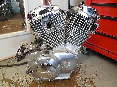 04 Honda Shadow VT1100C Strong Running / Compression Tested Engine Motor VIDEO