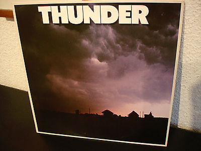 THUNDER  Same Lp org.1st.Press. in TOP-Condition