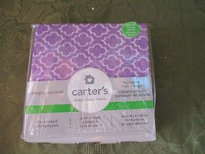 New Carters  Baby Bedding Decor cozy pink Chaning Pad Cover Standard Luxury