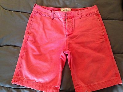 bermuda HOLLISTER taille 30 comme neuf