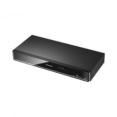 Panasonic DMRPWT550EB Smart 3D Blu-ray Player with HDD Recorder & Freeview
