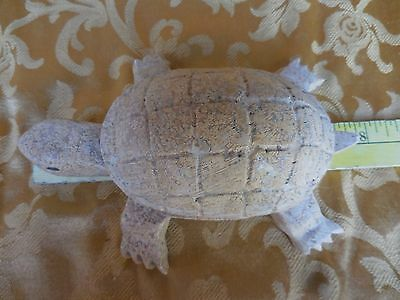 Large Marble Granite Stone Carving Hand Carved Turtle Tortoise