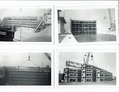 Marine Industries Canadian Ship Bldg. & Shipyard, lot 19 real photos 1940-1950's