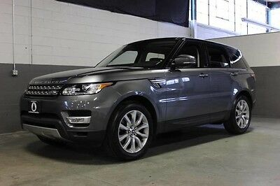 2014 Land Rover Range Rover Sport HSE Sport Utility 4-Door BEAUTIFUL 2014 RANGE ROVER SPORT HSE, LOADED WITH OPTIONS, WARRANTY, SERVICED!!!