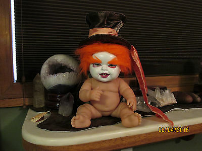 Eyes follow you Mad Hatter Doll