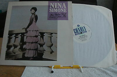 "NORTHERN-Nina Simone -My Baby Just Cares For Me- UK 12"" Single- 1987"
