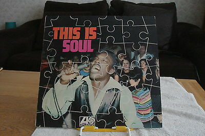 Northern-This Is Soul –V/a- Uk Lp-Nm-Unplayed-Pickett /redding / Conley