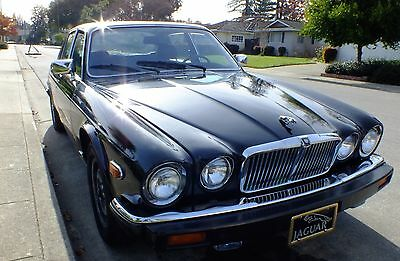 1985 Jaguar XJ6  1985 Jaguar XJ6 runs well, Passes CA smog, Current reg.
