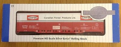 Bachmann Siver Series 18137 HO Evans All Door Box Car Canadian Forest Products