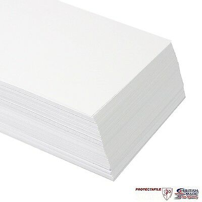 Premier A4 White Smooth Craft Printer Decoupage Quality Card Thick Medium Thin