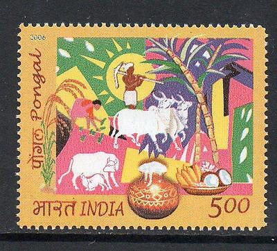 India MNH 2006 Agriculture & Food (Crops & Farming) Exhibitions