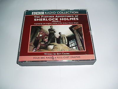 Bbc Radio Collection Further Adventures Of Sherlock Holmes Vol2