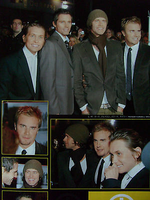 Take That - Clippings From Japanese Magazines