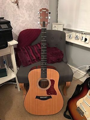 Taylor Guitar 110E Electro With Taylor Soft Case